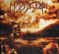 MY DYING BRIDE - Digibook CD + DVD -  An Ode To Woe