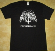 NAKED WHIPPER - Painstreaks - T-Shirt size M