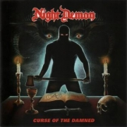 NIGHT DEMON - CD -  Curse Of The Damned