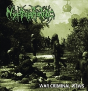 NYCTOPHOBIC - CD - War Criminal Views