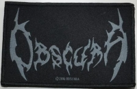 OBSCURA - Logo - woven Patch