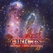 ORIGIN - 12'' LP - Abiogenesis - A Coming Into Existence (Blue Vinyl)