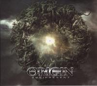 ORIGIN - Digipak CD - Omnipresent