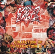 OXIDISED RAZOR - CD - Collection Of Putrefaction Vol. 2