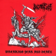 PAGANFIRE - CD - Wreaking Fear And Death