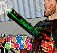 PARTY CANNON - CD - Bong Hit Hospitalisation