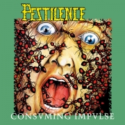 "PESTILENCE -12"" LP- Consuming Impulse (black Vinyl)"
