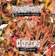 PHARMACIST / OOZING - split CD - Thanatological  / Forbidden Exhumation