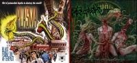 PLASMA / PROCTALGIA - split 7'' EP -