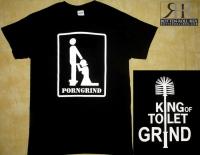 PORNGRIND - T-Shirt size S