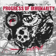 PROGRESS OF INHUMANITY - mCD - Rotating Misery