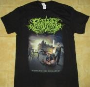 PURULENCE -  Interplanetary Annihilation - T-Shirt