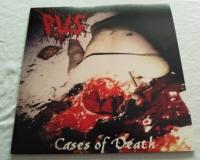 PUS - 12'' LP - Case of Death