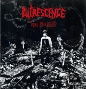 PUTRESCENCE - CD - Voiding Upon The Pulverised