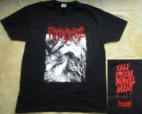 REGURGITATE - Selfdisembowelment - T-Shirt Size M