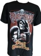 REVEL IN FLESH - Skull Sacrifice - T-Shirt Size L