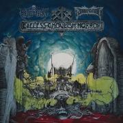 REVEL IN FLESH / ZOMBIEFICATION - split 7'' EP - Eyeless Ghoulish Horror