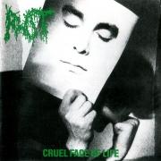 ROT - Gatefold 12'' LP - Cruel Face Of Life (orange/red randomly colored Vinyl)