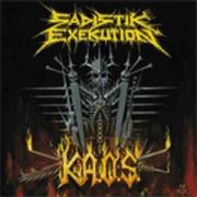 SADISTIK EXEKUTION - CD - K.A.O.S.