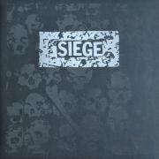 SIEGE - Gatefold 12'' 2LP -  Drop Dead - Complete Discography