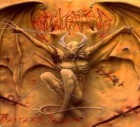 SINISTER - 12'' LP - Bastard Saints (Beer colored Vinyl)