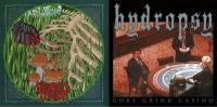 SORDID CLOT / HYDROPSY - split CD - Intestinal Marsh / Gore Grind Casino