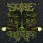 SORE / PAGANIZER - Gatefold split 7'' EP -