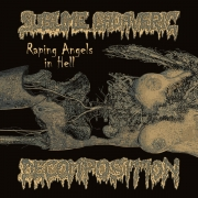 SUBLIME CADAVERIC DECOMPOSITION - Digipak CD - Raping Angels In Hell