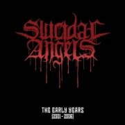 SUICIDAL ANGELS - Gatefold 12'' LP - The Early Years (2001 - 2006) (Black Vinyl)