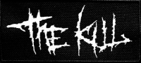 THE KILL  - embroidered Logo Patch