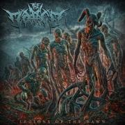 THE MALICE - CD - Legions Of The Dawn
