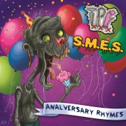 "free at 100€+ orders: S.M.E.S. / TxPxF -split CD- ""Analversary Rhymes"""
