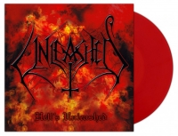 UNLEASHED - 12'' LP - Hell's Unleashed (Red Vinyl)