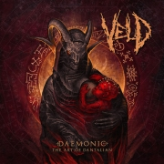 VELD - Digipak CD - Daemonic The Art Of Dantalia