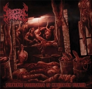 VISCERAL CARNAGE - CD - Perverse Collection Of Mutilated Bodies