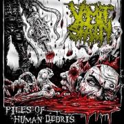VOMIT STAIN - CD - Piles Of Human Debris