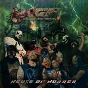 VA: WGF2 - House of Horror - CD - with: Rapemachine / Paracoccidioidomicosisproctitissarcomucosis / M.D.P. / Truepick / Adamantium