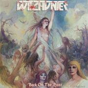 WITCHUNTER - 12'' LP - Back On The Hunt (limited 100 White Vinyl)