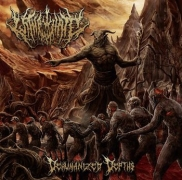 WITH ALL MY HATE - CD - Dehumanized Depths