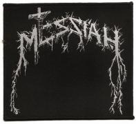 MESSIAH - Logo - woven Patch