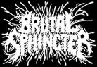 BRUTAL SPHINCTER - Printed Patch