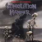 DEMOLITION HAMMER - CD - Epidemic Of Violence