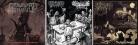 GRAVEYARD GHOUL - CD Bundle B - 3 CDs