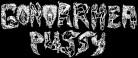GONORRHEA PUSSY - Gedruckter Aufnäher