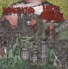 INCINERATOR / VILE APPARITION - split CD -