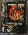 PHARMACIST / GOLEM OF GORE - split Tape MC -