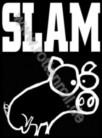 SLAM - Pig - Printed Patch