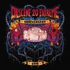 free at 10€+ orders: VA: OBSCENE EXTREME 2018 - CD - 20th Anniversary