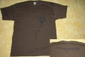 ABJURED - brown T-Shirt - size XL