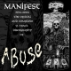 ABUSE -CD- Manifest 1994-2004 Ten Years of Abuse